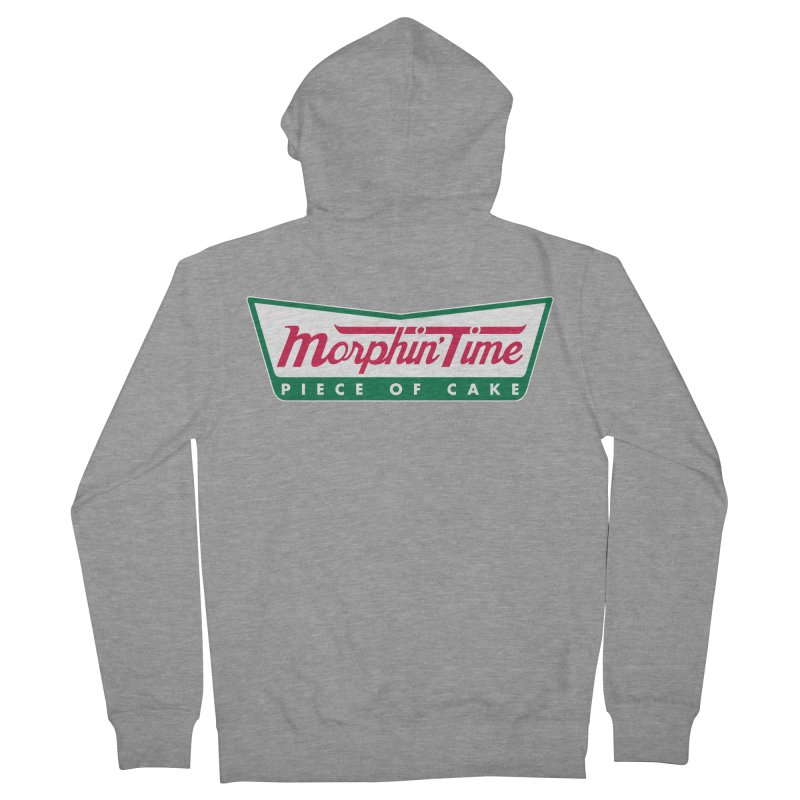 Krispy Rangers Women's Zip-Up Hoody by AMODesign's Artist Shop