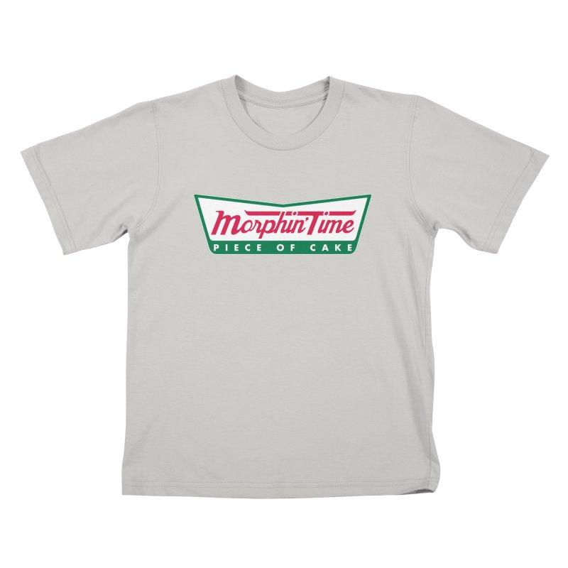 Krispy Rangers Kids T-Shirt by AMODesign's Artist Shop