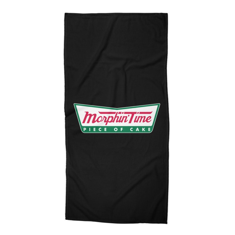 Krispy Rangers Accessories Beach Towel by AMODesign's Artist Shop