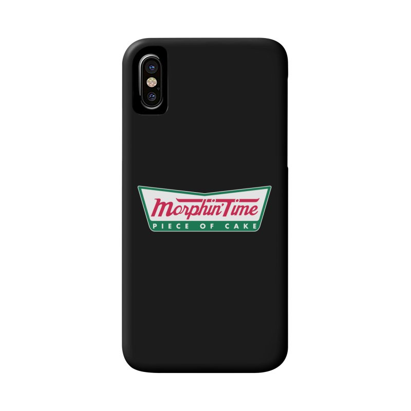 Krispy Rangers Accessories Phone Case by AMODesign's Artist Shop