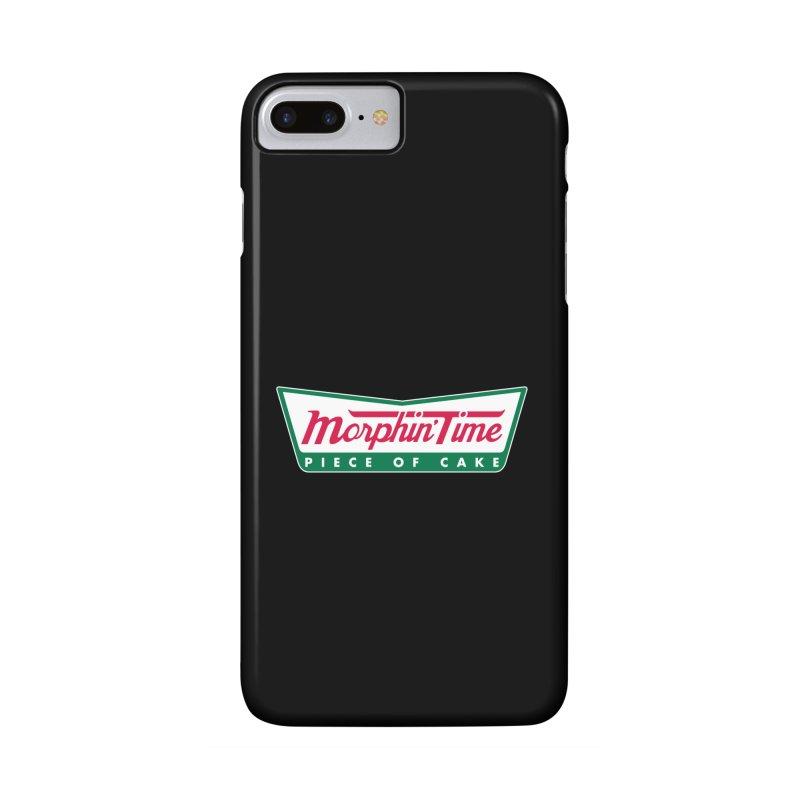 Krispy Rangers Accessories Phone Case by AMODesign's Artist Shop