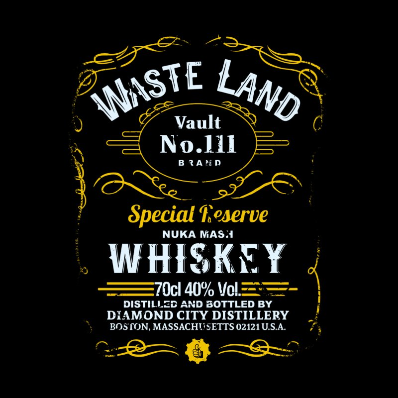 Wasteland Whiskey - distressed by AMODesign's Artist Shop