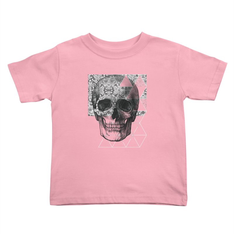 Dias de los Geomuertos Kids Toddler T-Shirt by ANTHROPOLESLEY