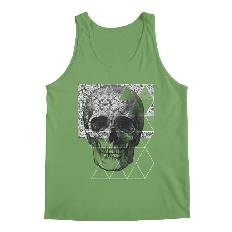 Dias de los Geomuertos Men's Tank by ANTHROPOLESLEY
