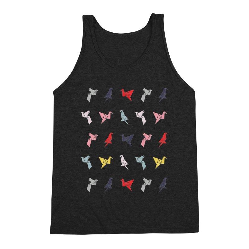 Origami Bird 6 Men's Tank by ANTHROPOLESLEY