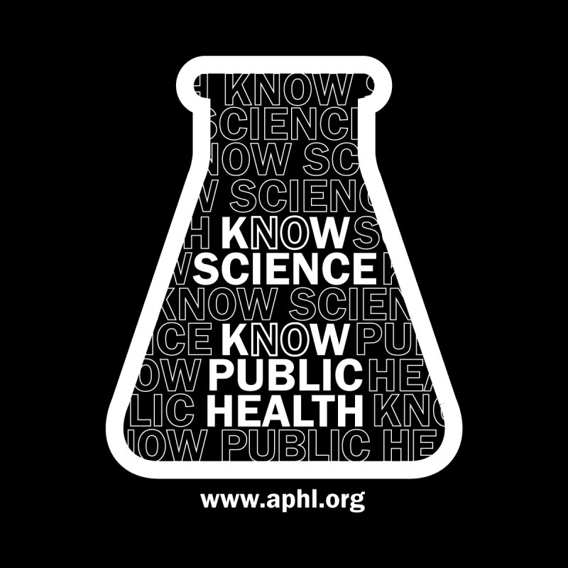 White Design by Association of Public Health Laboratories (APHL)