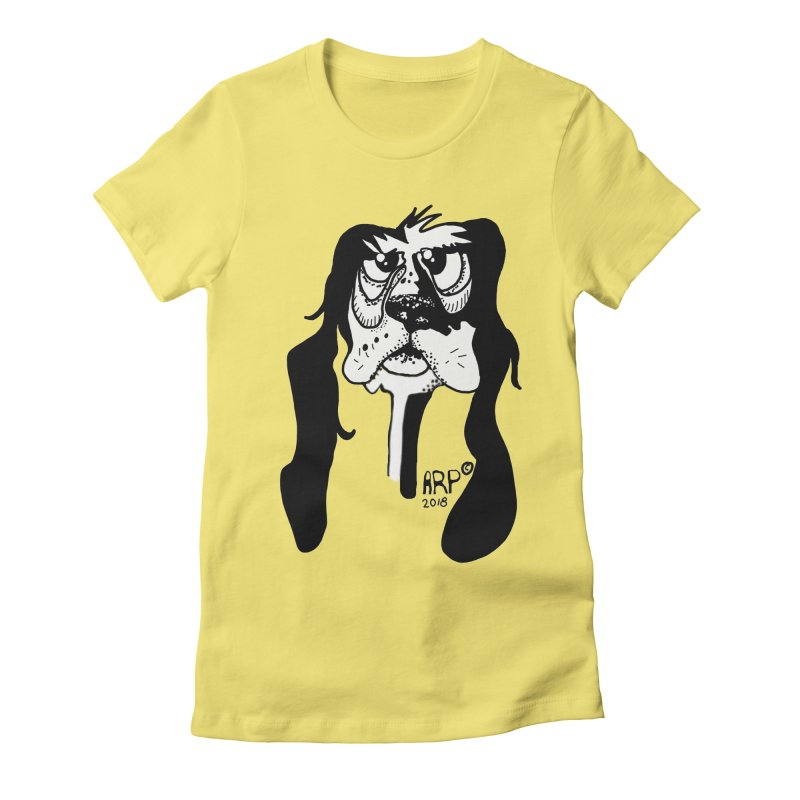 Callen my girl Women's T-Shirt by ARPTOONS's Artist Shop