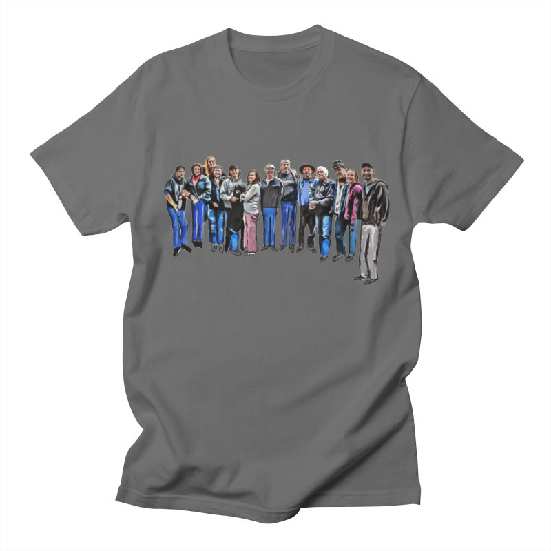 Combs Family 2018 Men's T-Shirt by ARPTOONS's Artist Shop
