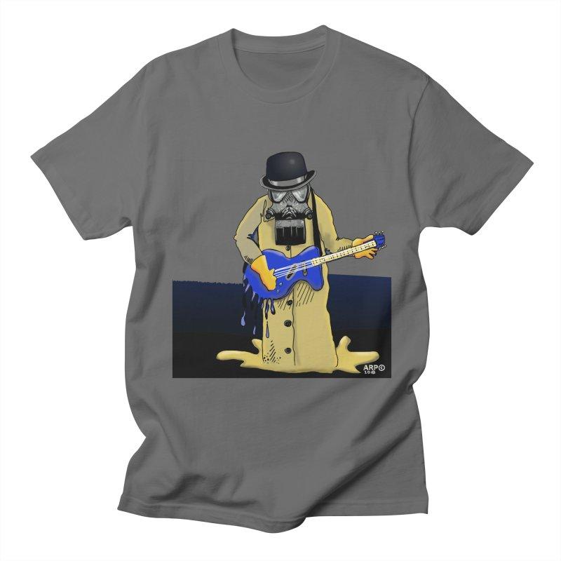 Acid Rock Men's T-Shirt by ARPTOONS's Artist Shop