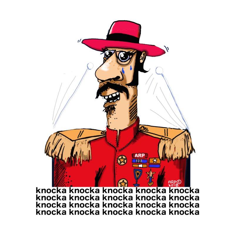 Red ball Dancer Men's T-Shirt by ARPTOONS's Artist Shop