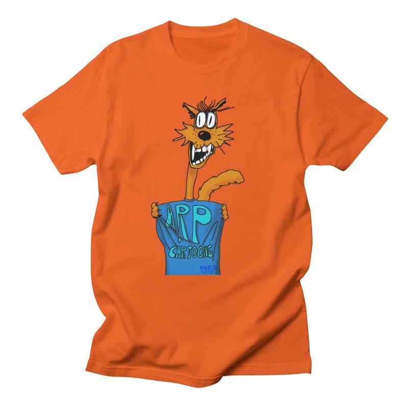 ARPTOONS T-SHIRT Men's T-Shirt by ARPTOONS's Artist Shop