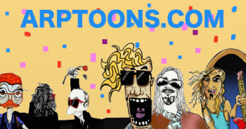ARPTOONS's Artist Shop Logo