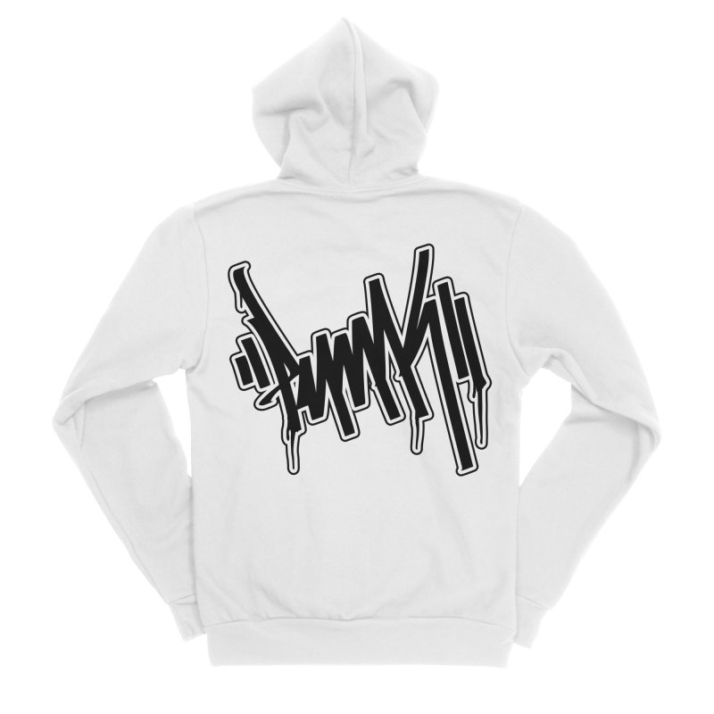 Punk / Black Tag Men's Zip-Up Hoody by ARTinfusion - Get your's now!