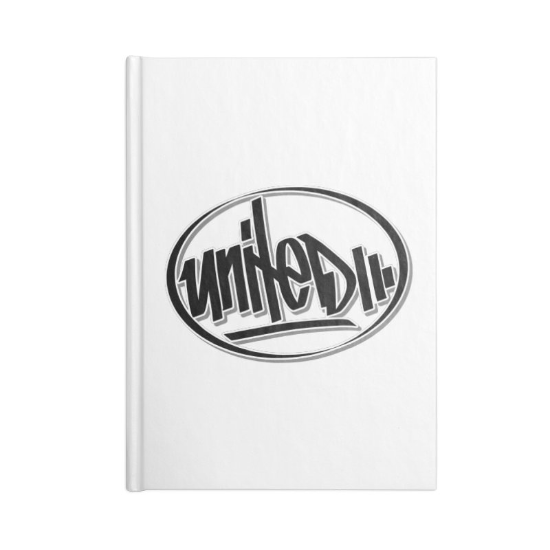 United / Classic Accessories Notebook by ARTinfusion - Get your's now!