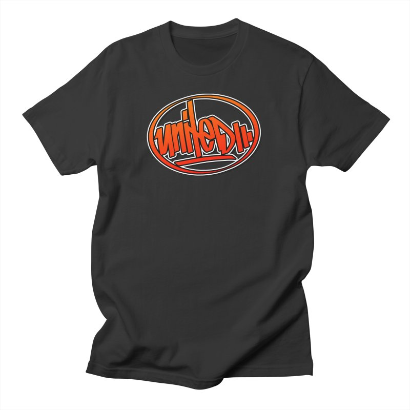 United / Red Men's T-Shirt by ARTinfusion - Get your's now!