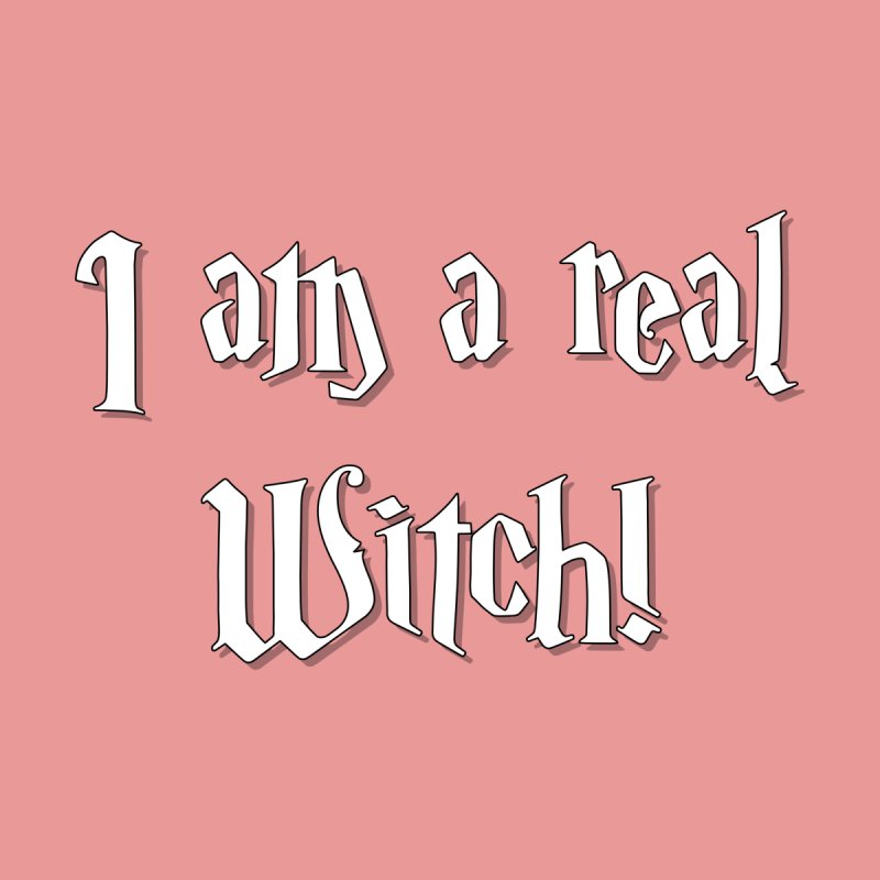 I am a real witch! ...sometimes... Kids Longsleeve T-Shirt by ARTinfusion - Get your's now!