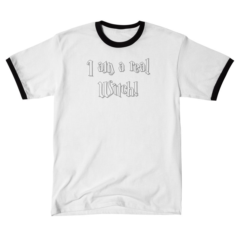 I am a real witch! ...sometimes... Men's T-Shirt by ARTinfusion - Get your's now!