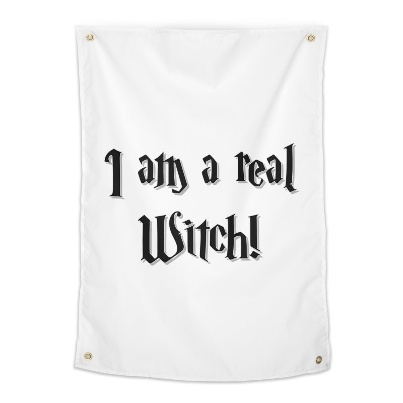 I am a real witch! ...sometimes.. Home Tapestry by ARTinfusion - Get your's now!