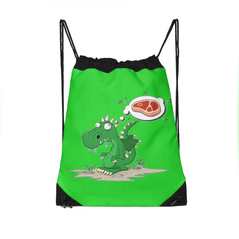 DragonRex - Meat Lover Accessories Bag by ARTinfusion - Get your's now!