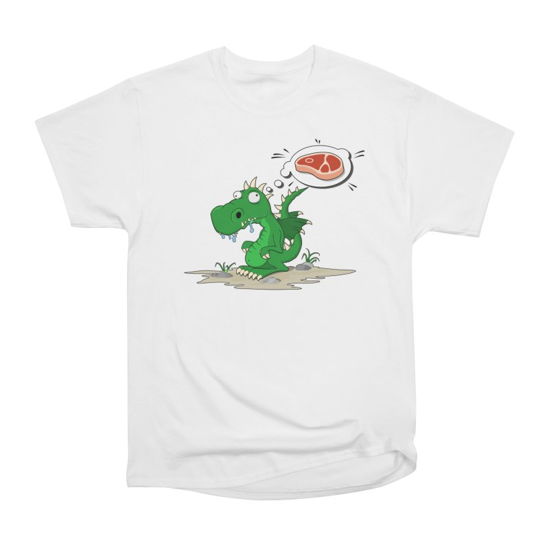 DragonRex - Meat Lover Women's T-Shirt by ARTinfusion - Get your's now!