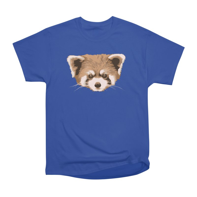 Is it a fox? Is it a panda? No it is a red panda bear! - The Red Panda - Women's T-Shirt by ARTinfusion - Get your's now!