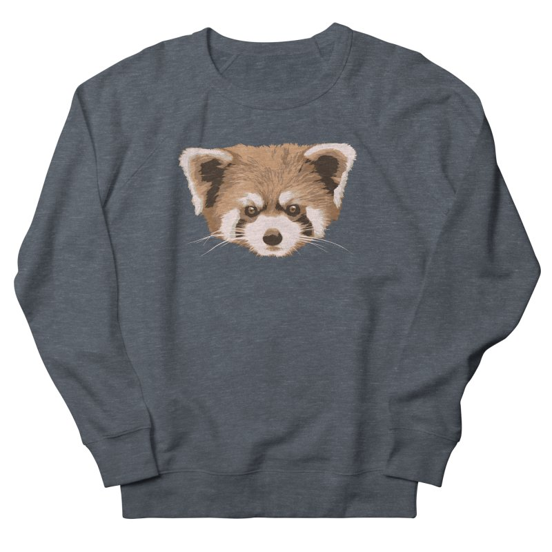Is it a fox? Is it a panda? No it is a red panda bear! - The Red Panda - Men's Sweatshirt by ARTinfusion - Get your's now!