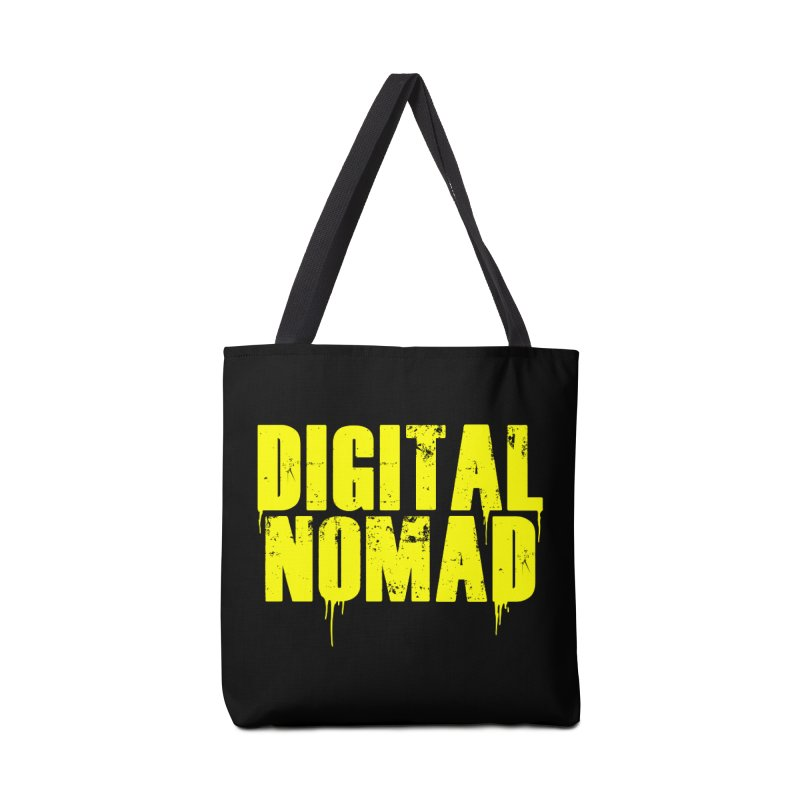 Digital Nomad - Variant A Accessories Bag by ARTinfusion - Get your's now!