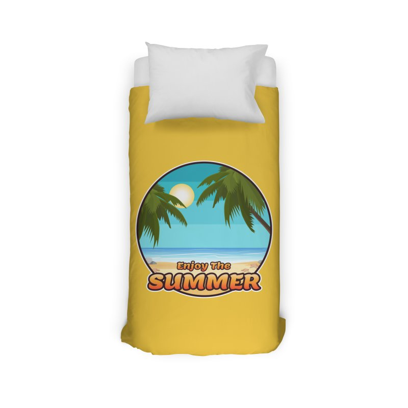 Enjoy The Summer Home Duvet by ARTinfusion - Get your's now!