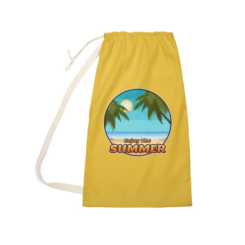 Enjoy The Summer Accessories Bag by ARTinfusion - Get your's now!