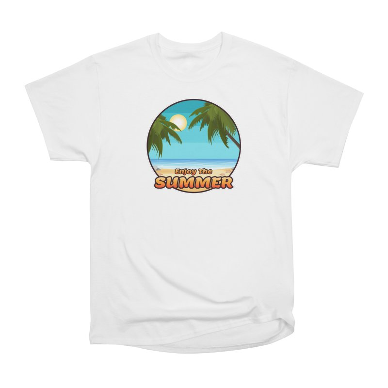 Enjoy The Summer Women's T-Shirt by ARTinfusion - Get your's now!