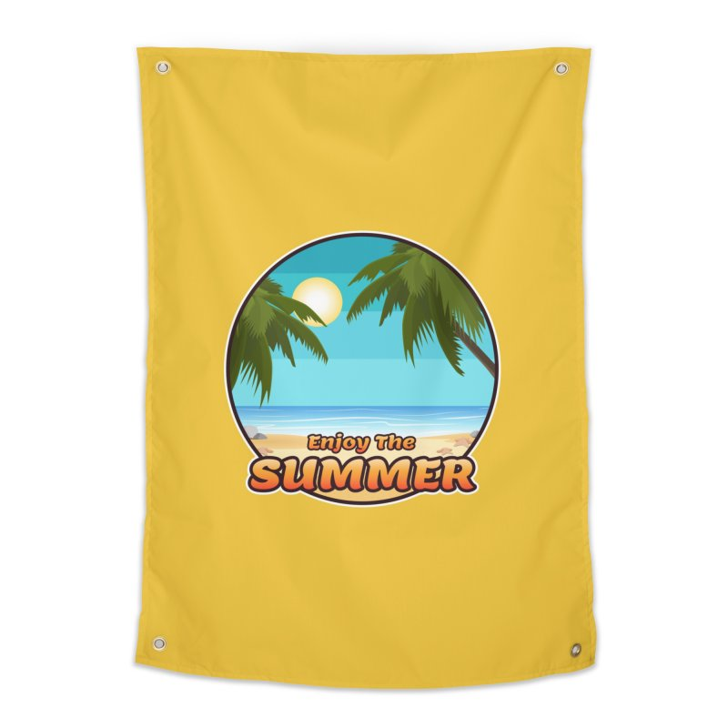 Enjoy The Summer Home Tapestry by ARTinfusion - Get your's now!