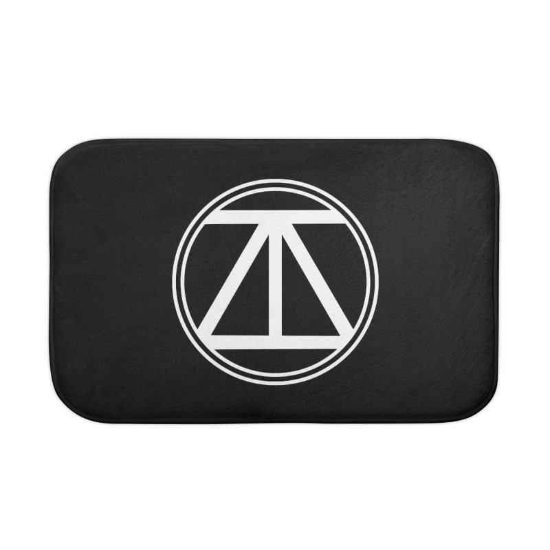ARTinfusion - The official AI Logo first Edition! Home Bath Mat by ARTinfusion - Get your's now!