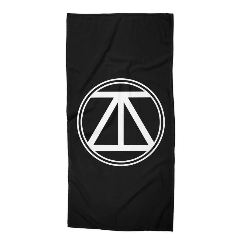 ARTinfusion - The official AI Logo first Edition! Accessories Beach Towel by ARTinfusion - Get your's now!