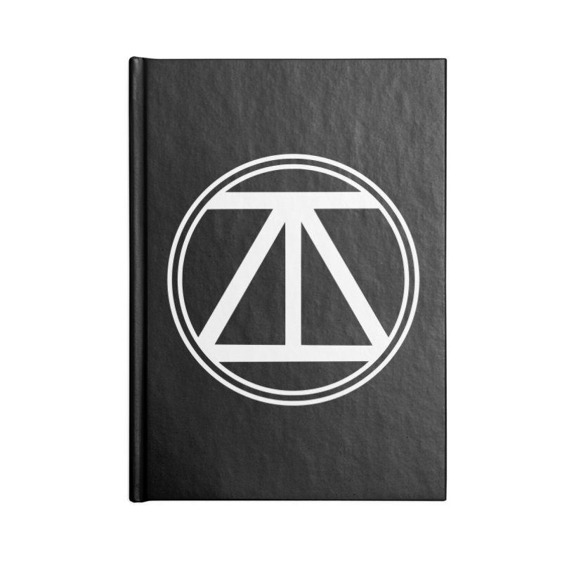 ARTinfusion - The official AI Logo first Edition! Accessories Notebook by ARTinfusion - Get your's now!