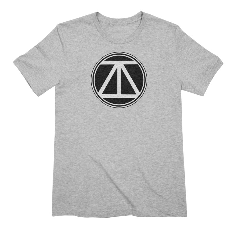 ARTinfusion - The official AI Logo first Edition! Men's T-Shirt by ARTinfusion - Get your's now!