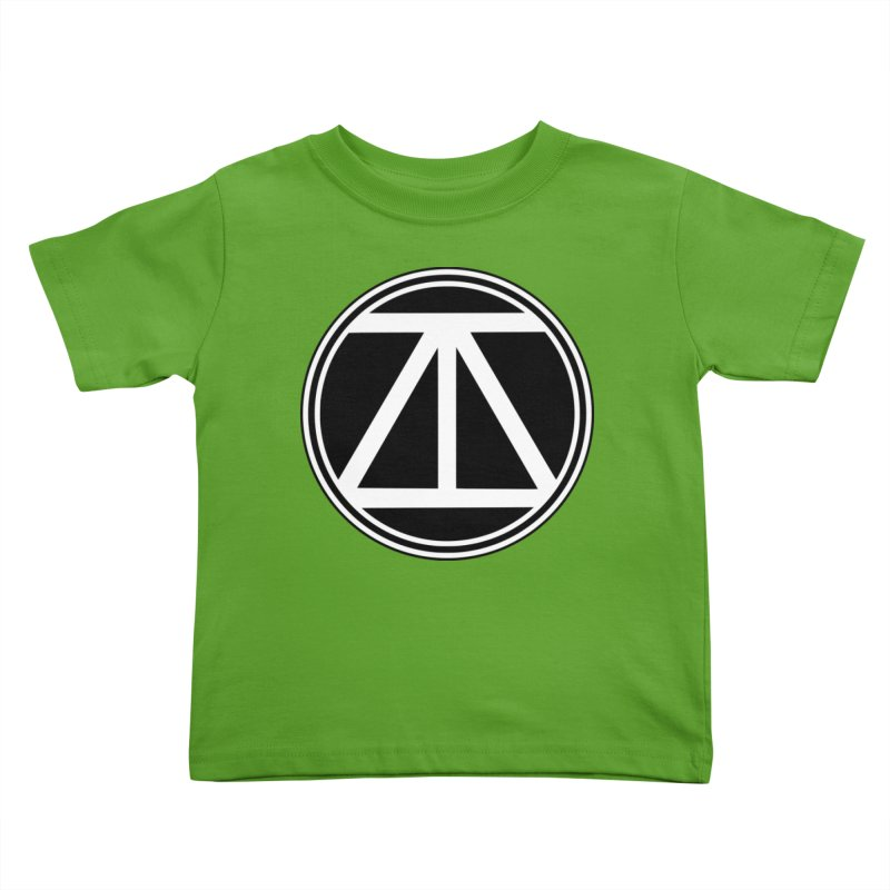 ARTinfusion - The official AI Logo first Edition! Kids Toddler T-Shirt by ARTinfusion - Get your's now!