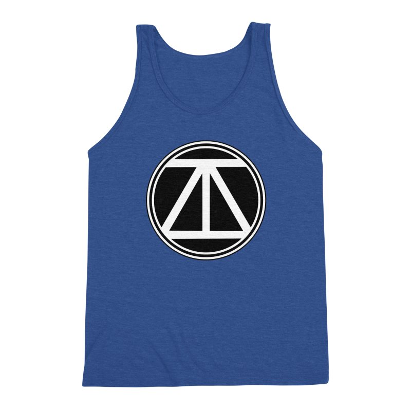 ARTinfusion - The official AI Logo first Edition! Men's Tank by ARTinfusion - Get your's now!