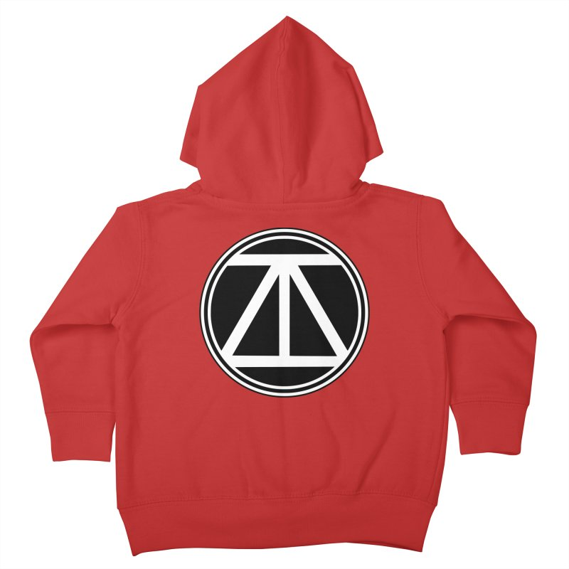 ARTinfusion - The official AI Logo first Edition! Kids Toddler Zip-Up Hoody by ARTinfusion - Get your's now!