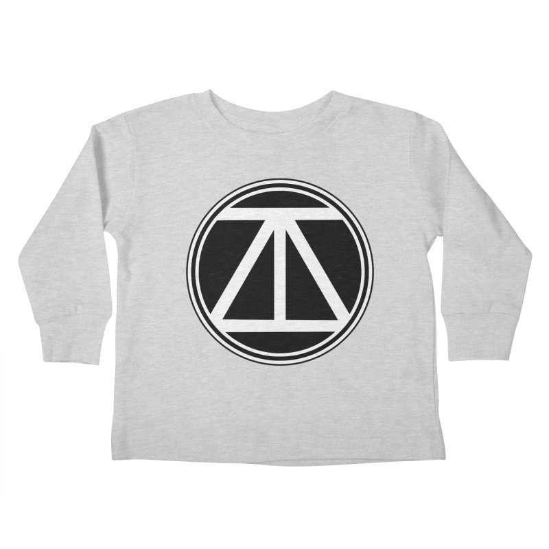ARTinfusion - The official AI Logo first Edition! Kids Toddler Longsleeve T-Shirt by ARTinfusion - Get your's now!