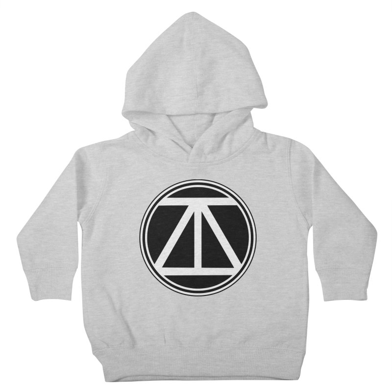 ARTinfusion - The official AI Logo first Edition! Kids Toddler Pullover Hoody by ARTinfusion - Get your's now!