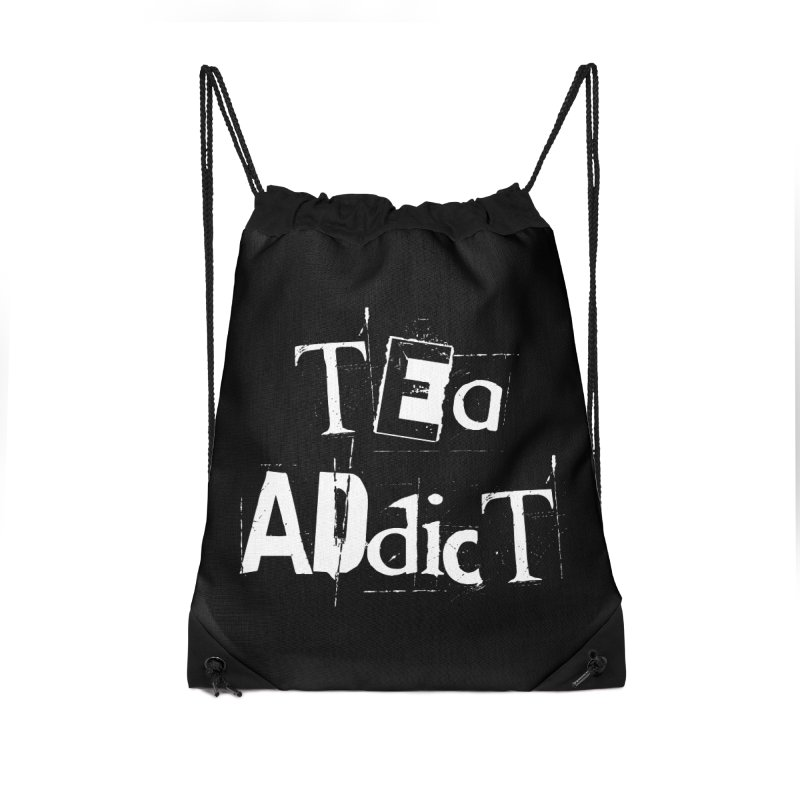 Tea Addict ! Accessories Bag by ARTinfusion - Get your's now!