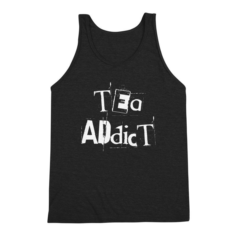 Tea Addict ! Men's Tank by ARTinfusion - Get your's now!