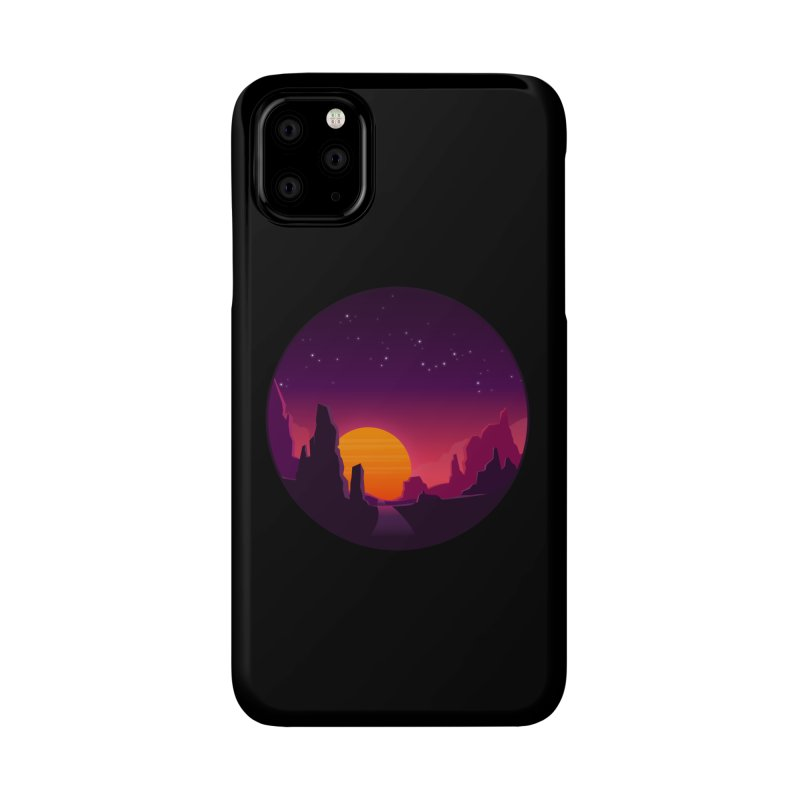 Desert Night Accessories Phone Case by ARTinfusion - Get your's now!