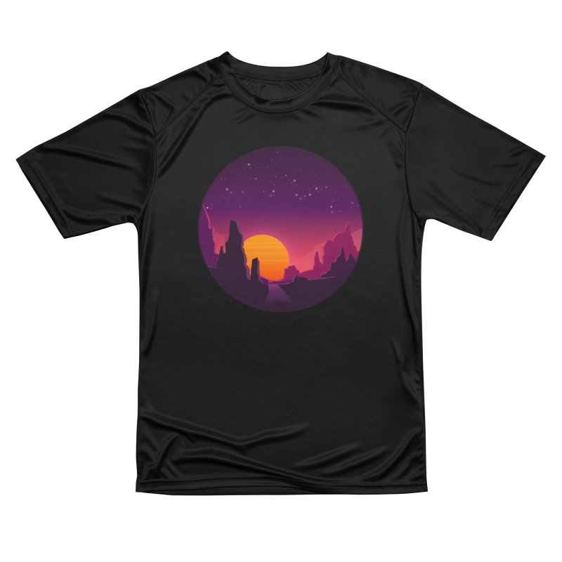Desert Night Women's T-Shirt by ARTinfusion - Get your's now!