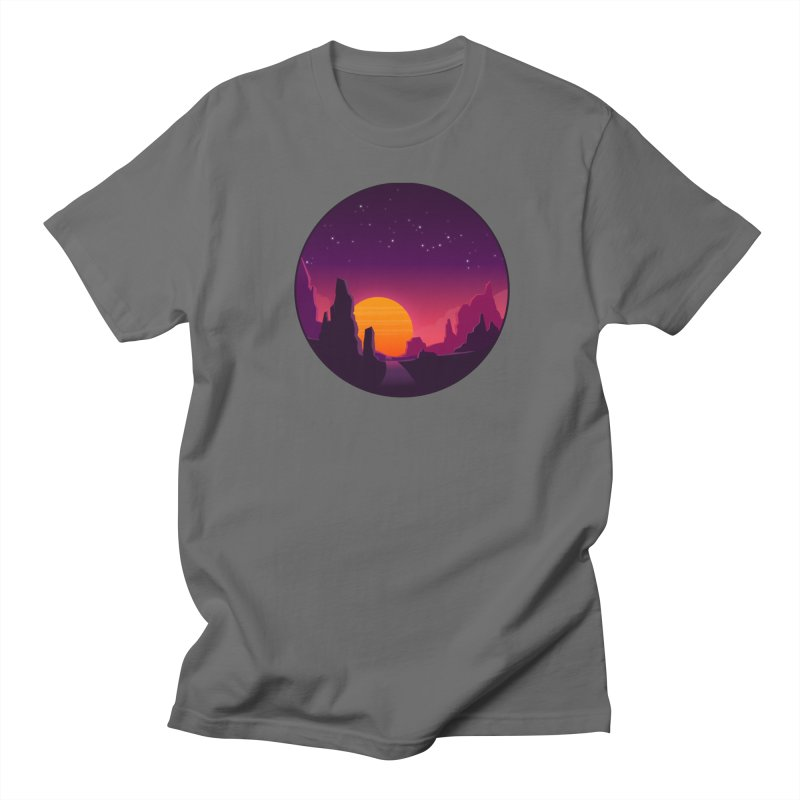 Desert Night Men's T-Shirt by ARTinfusion - Get your's now!