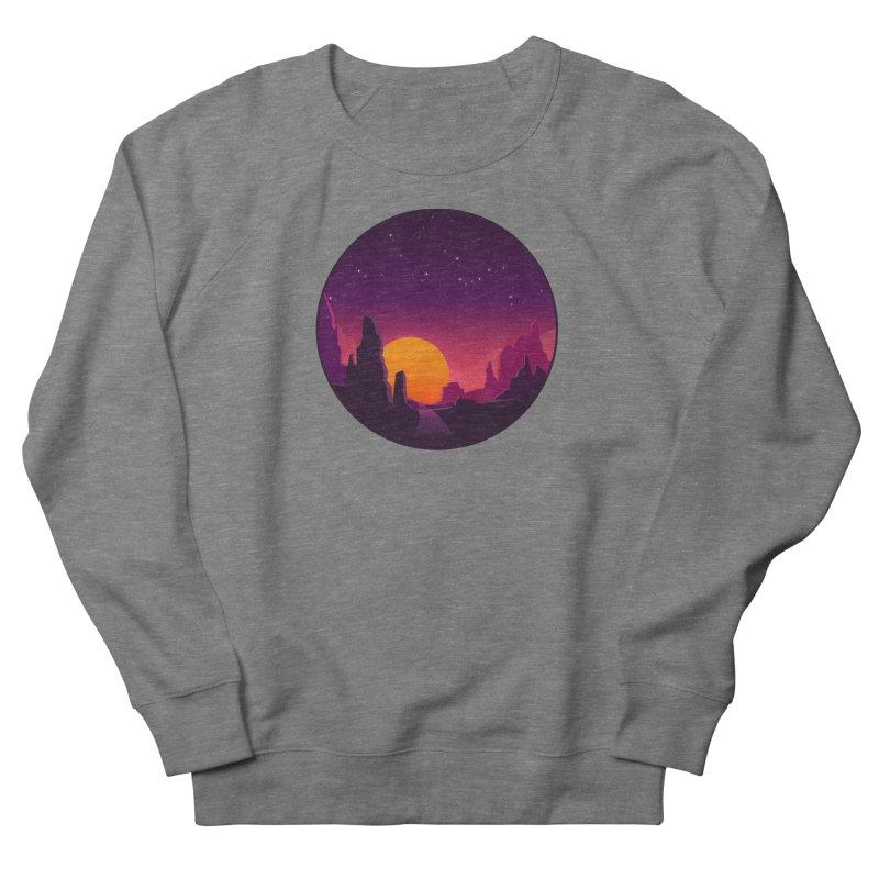 Desert Night Women's Sweatshirt by ARTinfusion - Get your's now!