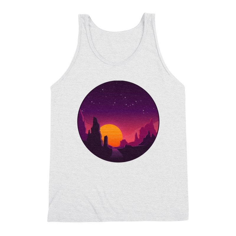 Desert Night Men's Tank by ARTinfusion - Get your's now!