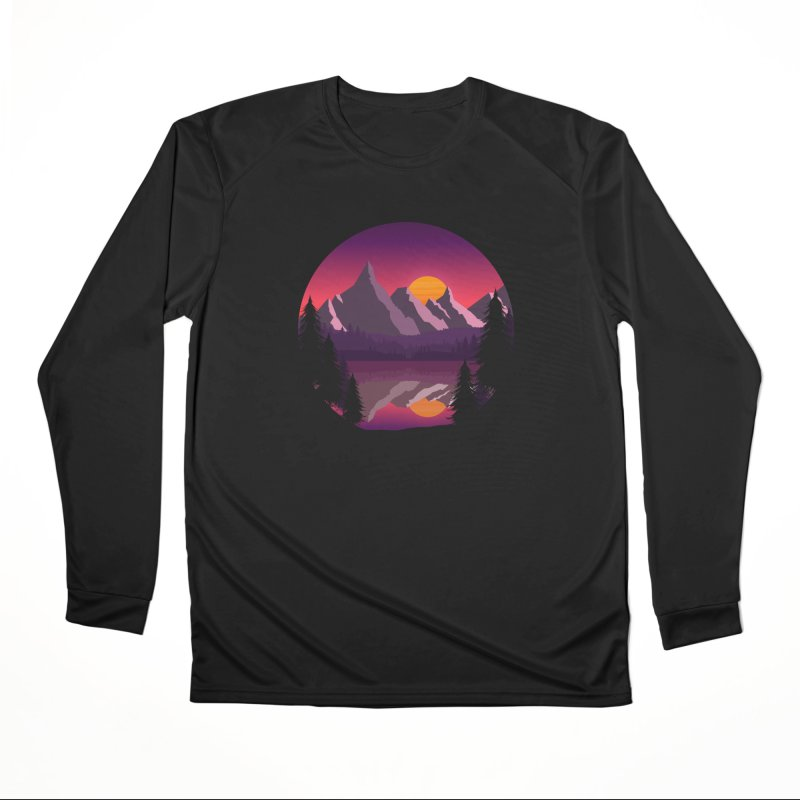 The Lake Adventure Women's Longsleeve T-Shirt by ARTinfusion - Get your's now!