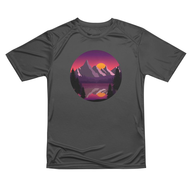 The Lake Adventure Men's T-Shirt by ARTinfusion - Get your's now!