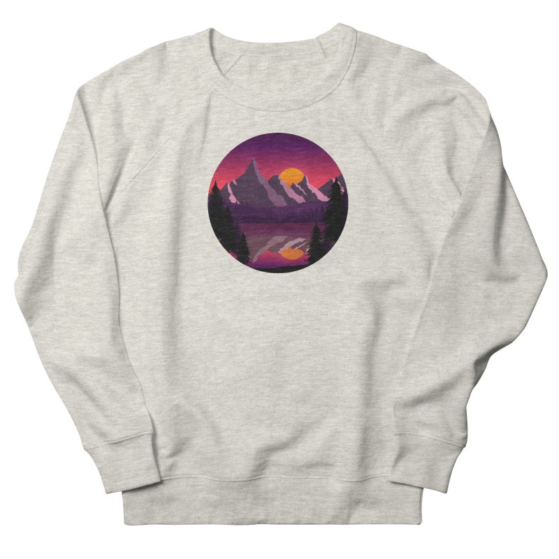 The Lake Adventure Men's Sweatshirt by ARTinfusion - Get your's now!